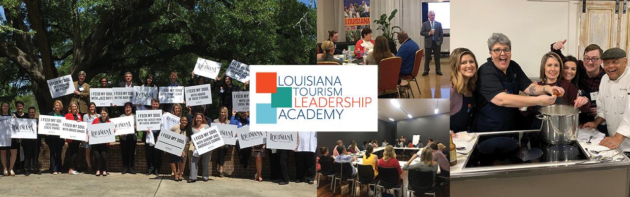 Louisiana Travel Leadership Academy