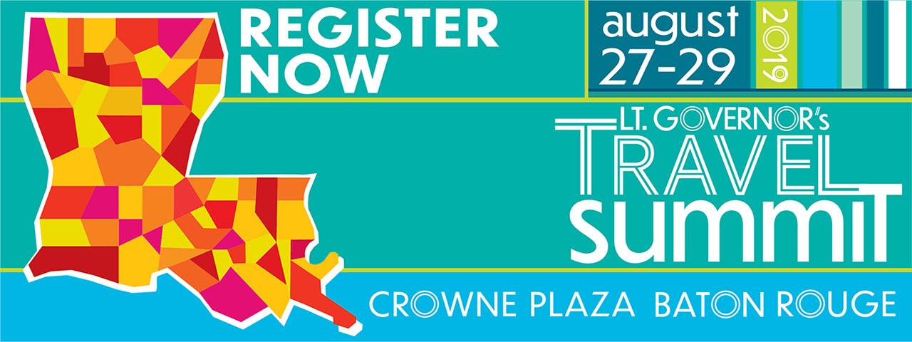 Lt. Governor's Travel Summit - Louisiana Travel Association